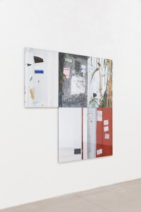 <p>Exhibition View, <em>Unter 30 Kiefer Hablitzel</em>, 2017<br /> Ex Macello Pubblico, MASI, Lugano, CH</p>